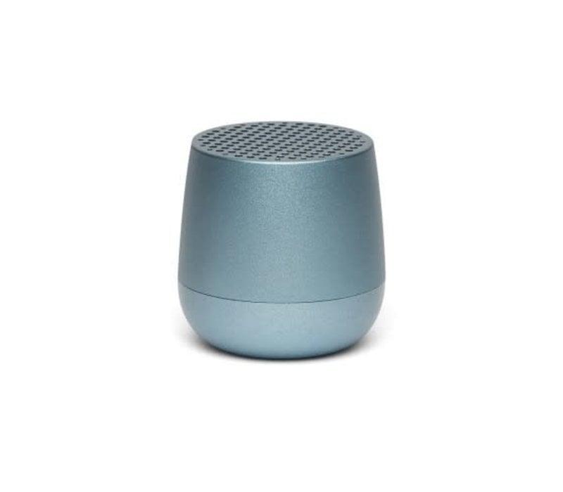 Copy of Lexon Mino Mini Bluetooth Speaker metal blauw