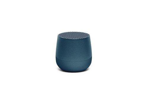 Lexon Lexon Mino Mini Bluetooth Speaker metal blauw