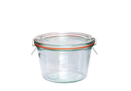 Hübsch Hubsch weck pot glas 370ml