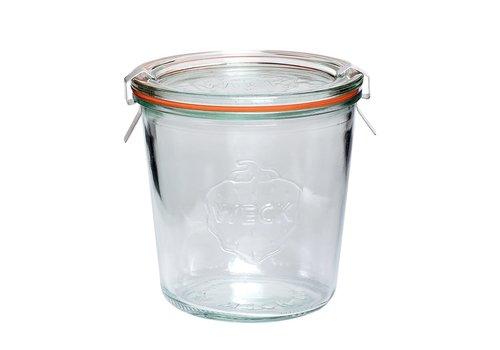 Hübsch Hübsch weck pot glas 580ml