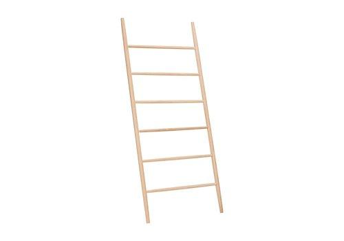 Hübsch Hubsch eiken ladder nature