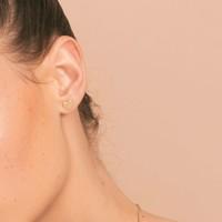 Christelle Christensen Bo earring coeur S