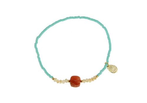 Les Cleias Armbandje Perle