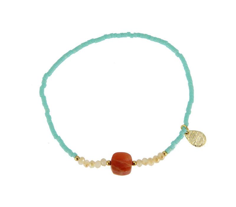 Armbandje Perle