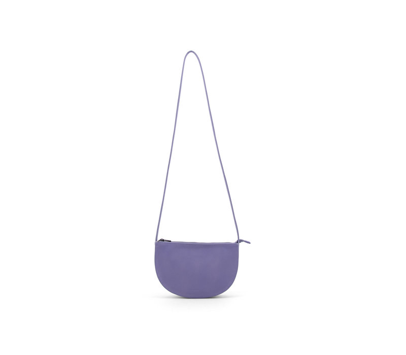 Monk & Anna Farou Half moon bag Lilac