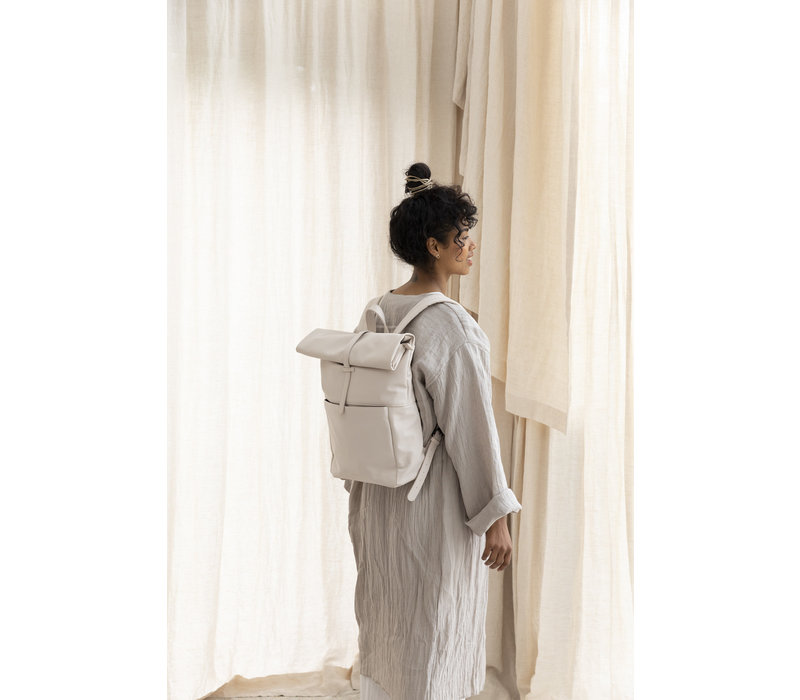 Monk & Anna rugzak/backpack Nude