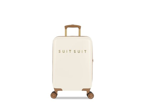 Suitsuit Handbagage koffer Fab seventies antique white