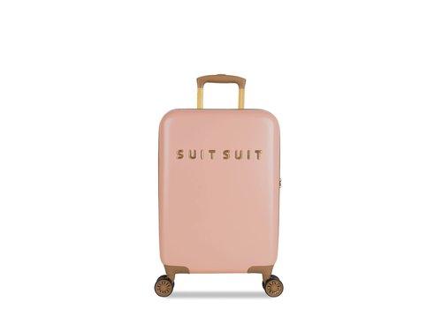 Suitsuit Handbagage koffer Fab seventies coral cloud