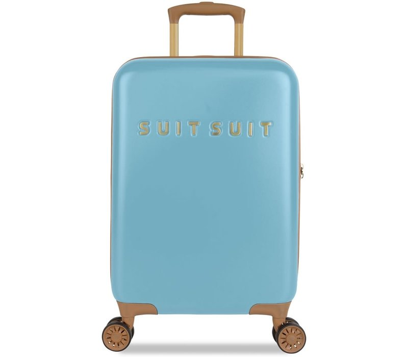 Handbagage koffer Fab seventies Reef water blue