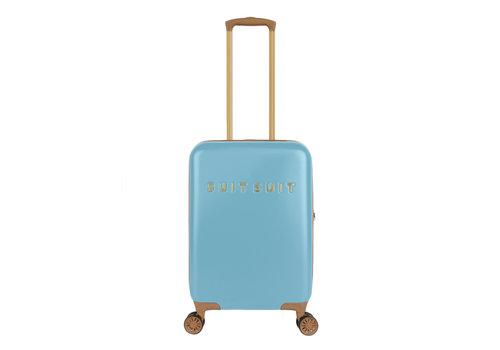 Suitsuit Handbagage koffer Fab seventies Reef water blue