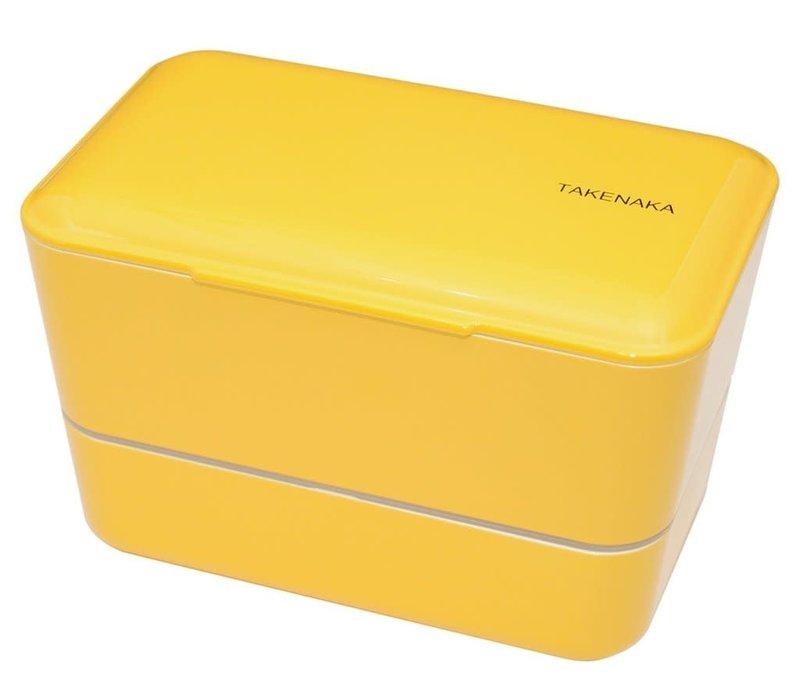 Copy of Takenaka Bento lunchbox dubbel wit