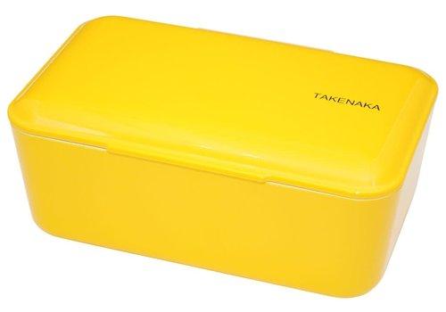 Takenaka Bento Takenaka Bento lunchbox daffodil geel