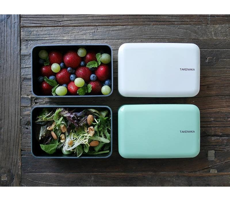 Copy of Takenaka Bento lunchbox rectangle rose
