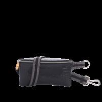 Marie Martens Coachella Black Croco heuptasje