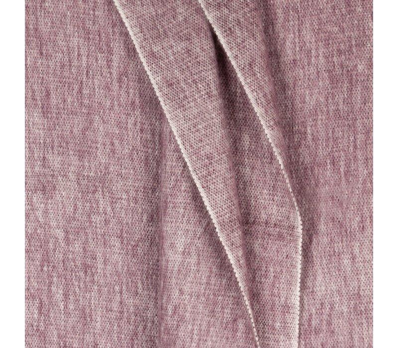 Copy of Bufandy Alpaca Sjaal Fabian Blush rose