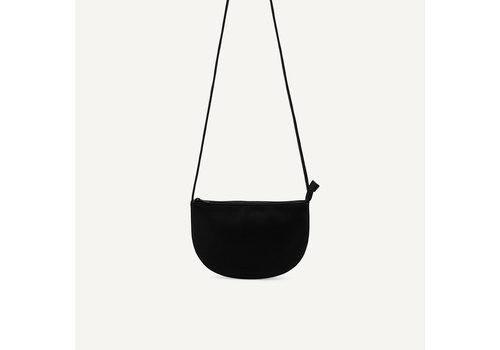 Monk & Anna Monk & Anna Farou Half moon bag Black