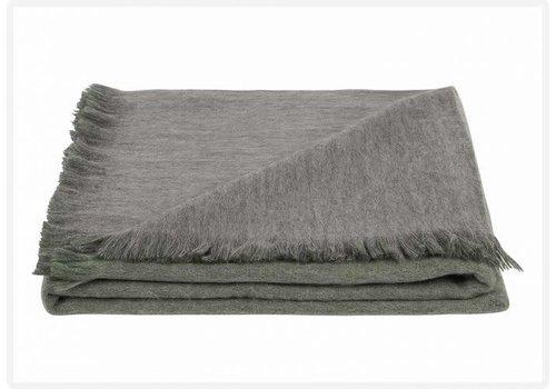 Bufandy Bufandy Alpaca Sjaal Fabian Doble metal mint