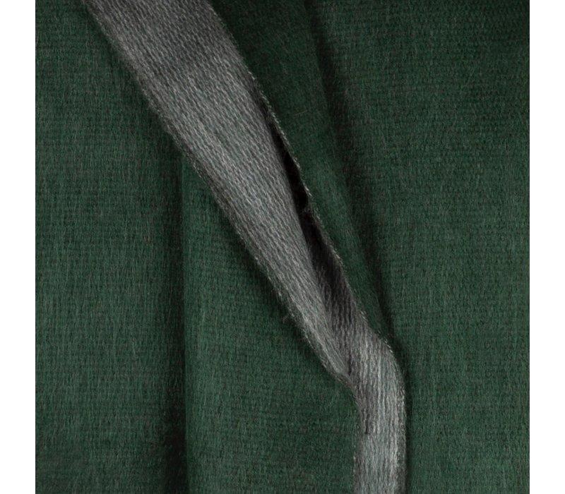 Copy of Bufandy Alpaca Sjaal Fabian Doble metal mint