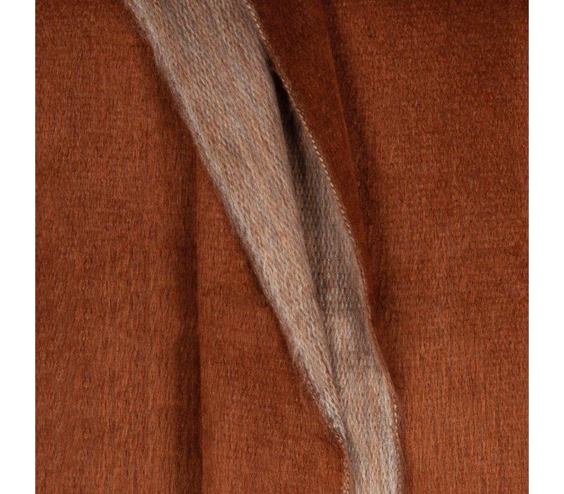Copy of Bufandy Alpaca Sjaal Fabian Doble Bottle green