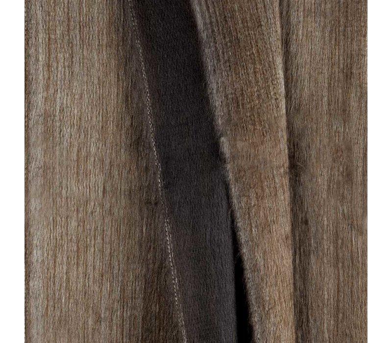 Copy of Bufandy Alpaca Sjaal Fabian Doble rusty brown