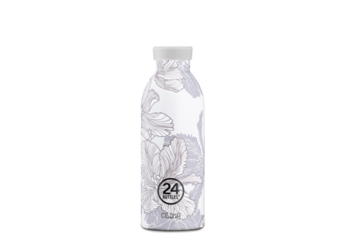 24bottles Drinkfles Clima Bottle 500ml Cloud And Mist - Infuser lid