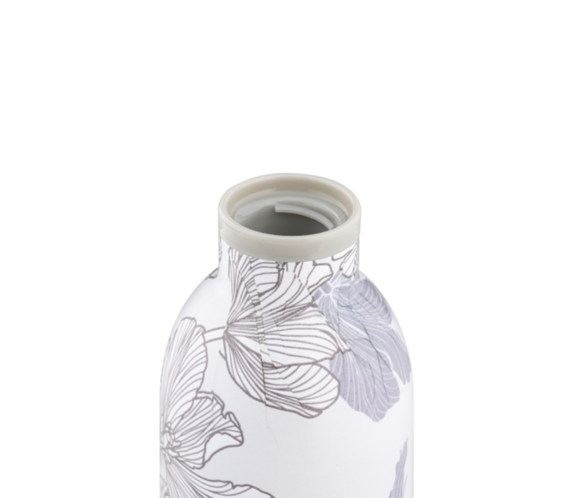Drinkfles Clima Bottle 500ml Cloud And Mist - Infuser lid