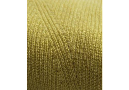 LesElles Knitwear Sjaal Jille lemon zest