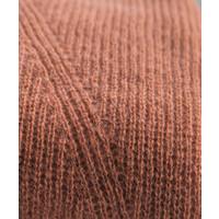 LesElles Knitwear sjaal Jille bruin