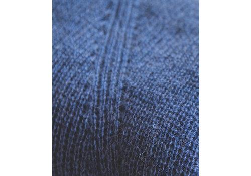 LesElles Knitwear Sjaal Jille indigo blue