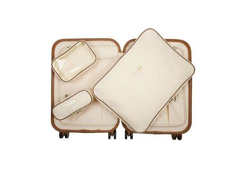 Suitsuit SUITSUIT Fab Seventies Cube Set - 55 cm - Antique White
