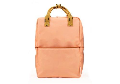Sticky Lemon Sticky lemon backpack large | sprinkles lemonade pink + panache gold + apricot orange