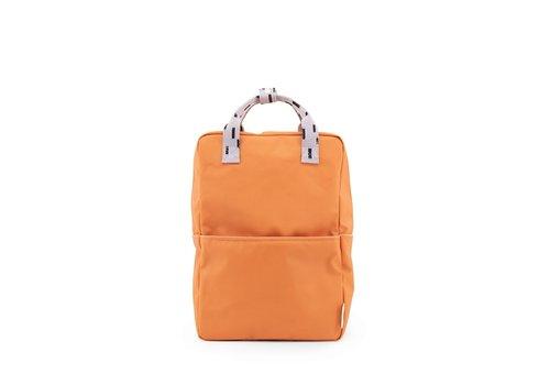 Sticky Lemon Copy of Sticky lemon backpack large | sprinkles cinnamon brown + sage green