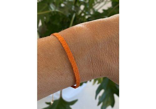 Guanabana Armbandje Guanabana orange