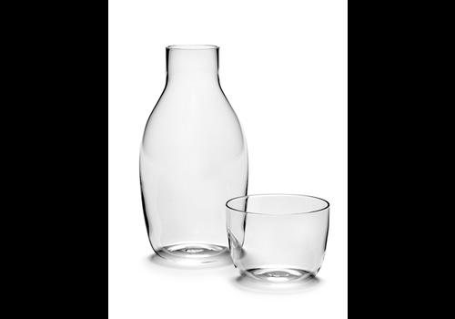 Serax Vincent Van Duysen karaf + glas
