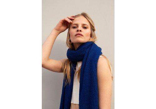 Leselles Knitwear Sjaal Jille classic blue