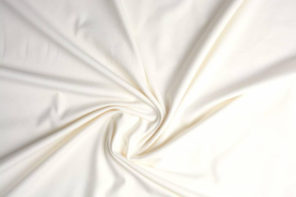 Oeko-Tex®  Cotton Jersey Creme
