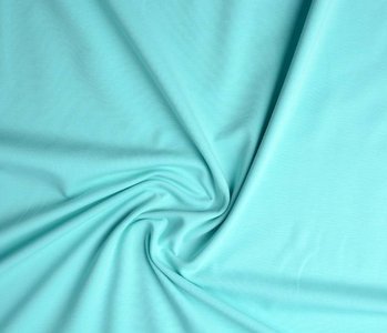 Oeko-Tex®  Cotton Jersey Mint Groen