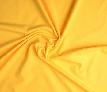 Oeko-Tex®  Cotton Jersey Citron Yellow
