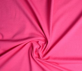 Oeko-Tex®  Cotton Jersey Fuchsia