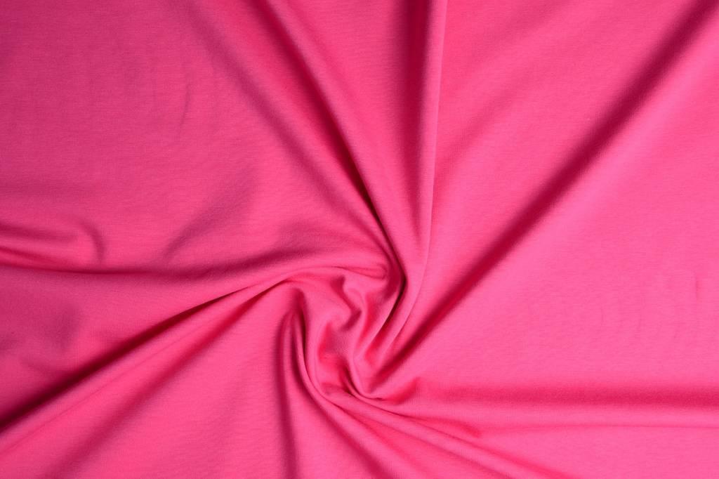 Oeko-Tex®  Cotton Jersey Fuchsia
