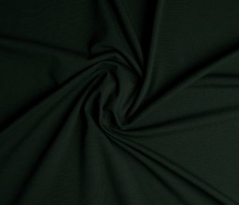 Oeko-Tex®  Jersey Stoff Baumwolle Army Grün