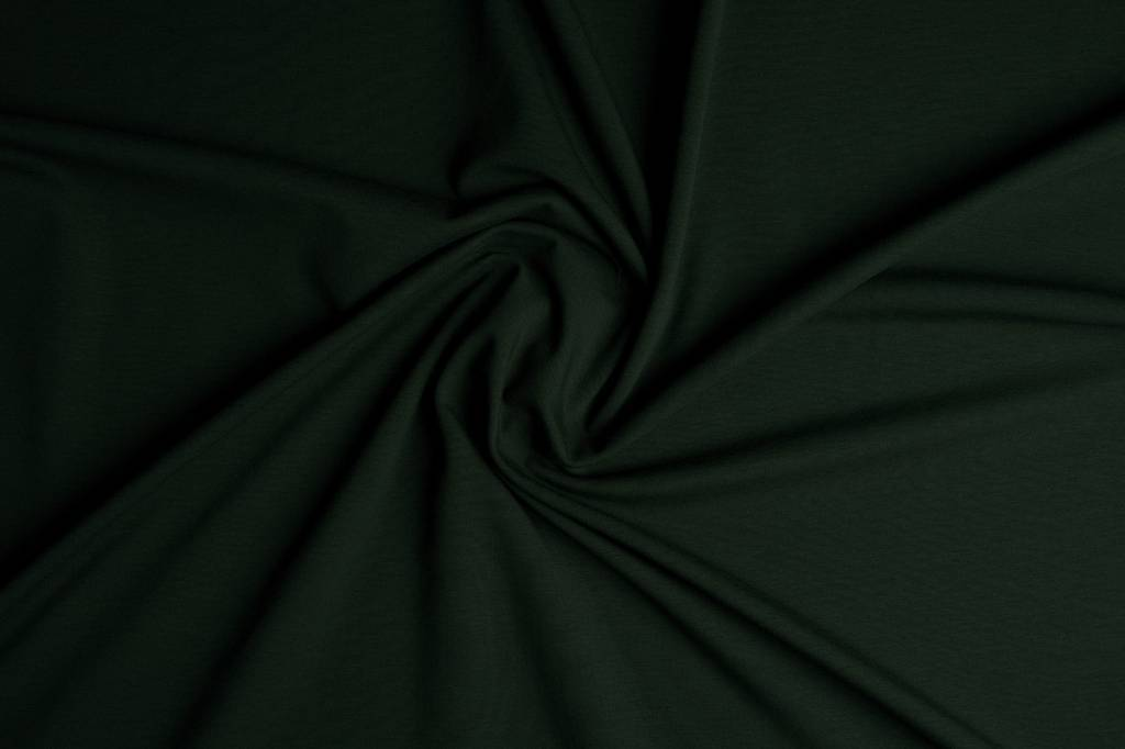 Oeko-Tex®  Cotton Jersey Army groen