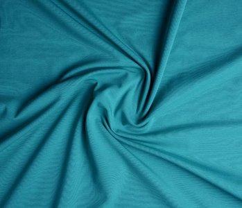 Oeko-Tex®  Cotton Jersey Zeegroen