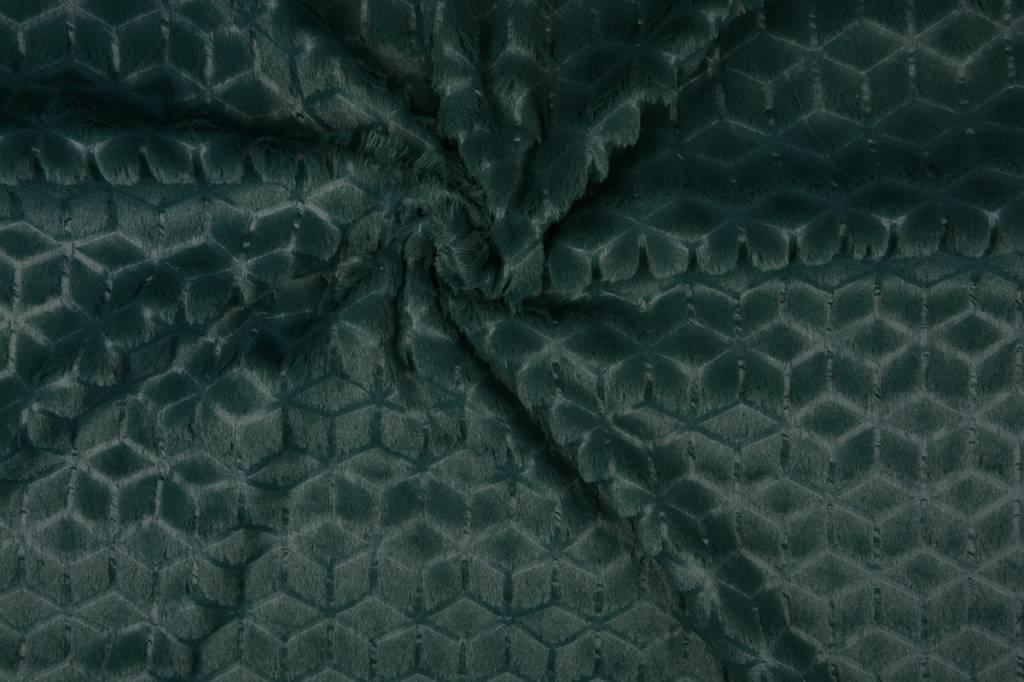 FanTaschey Fur Zee Grün