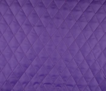 Quilted Lining Purple