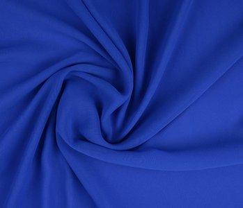 Hi Multi Chiffon Königs Blau