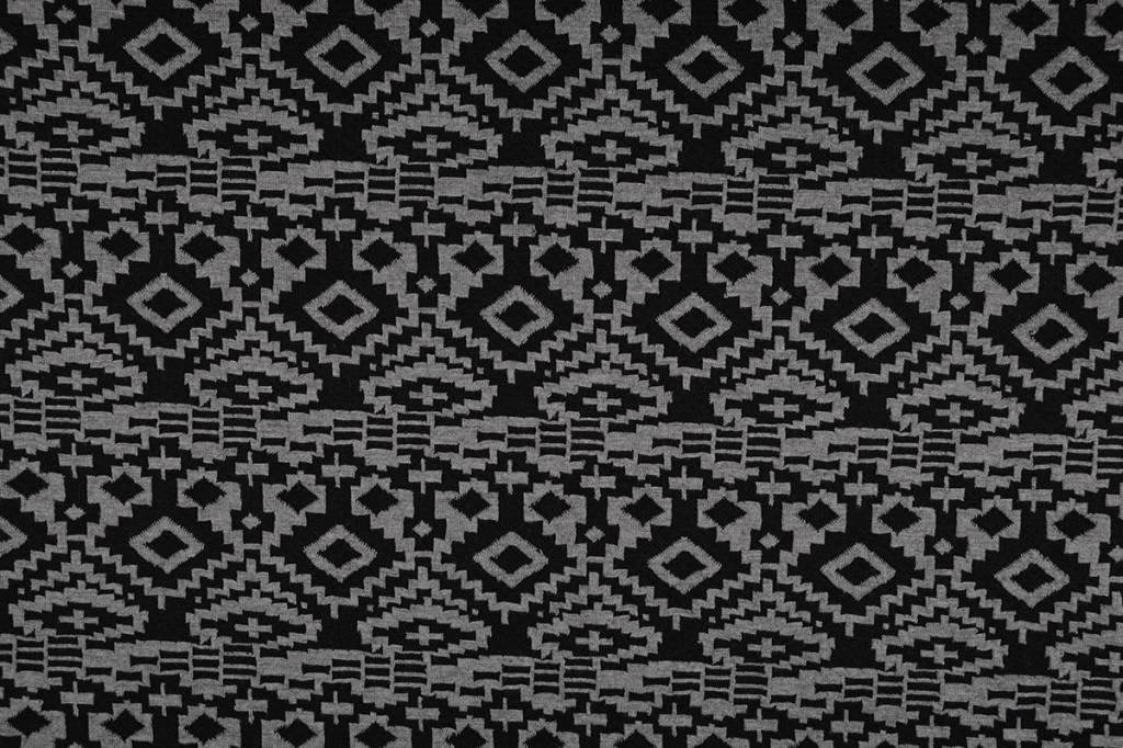 Jacquard gebreid patroon 3