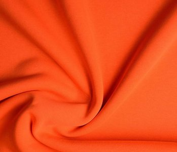 Oeko-Tex®  SweatStoff Orange