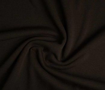 Oeko-Tex®  SweatStoff Dunkel Braun