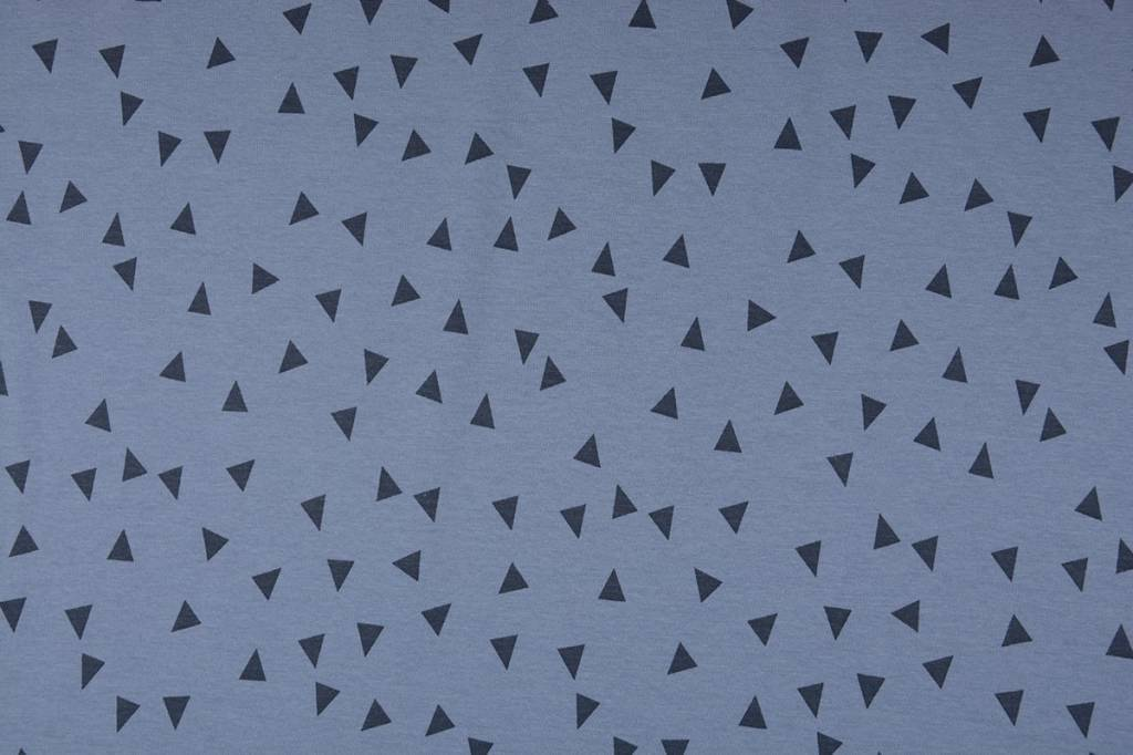 Jogging Alpenfleece Kleine driehoek Jeans